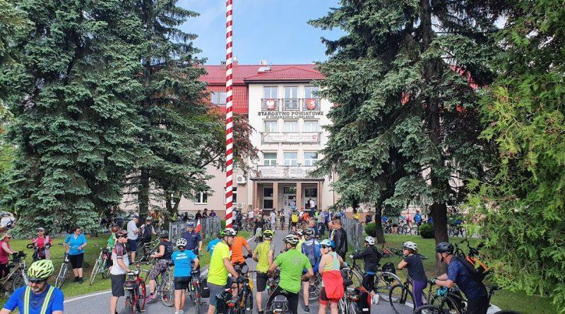 Rajd rowerowy 5 czerwca 2021 roku